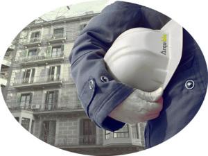 inspección técnica de edificios · arquible