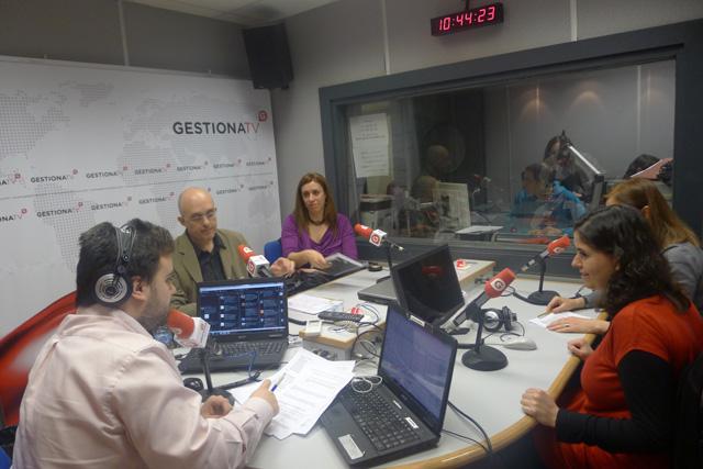 debate sobre sosteniblidad en gestiona radio · arquible