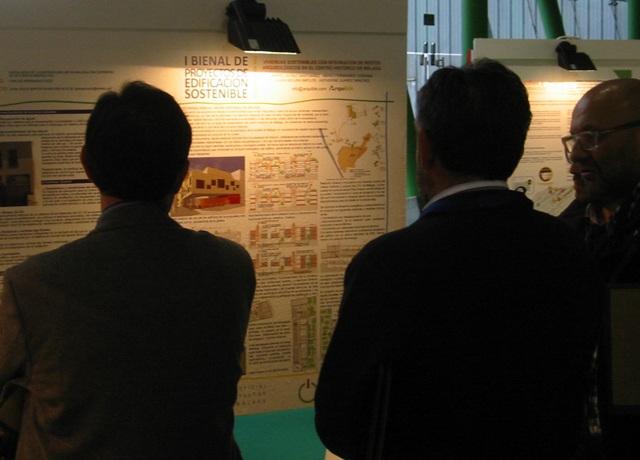 foto I bienal de proyectos sostenibles · arquible