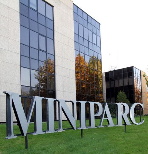certicación energética miniparc · imagen general · arquible